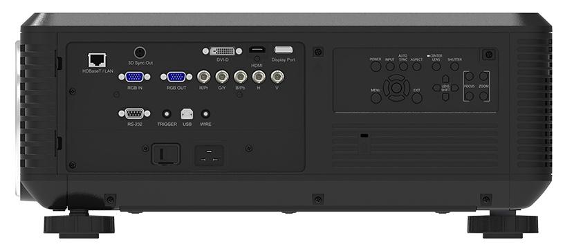 8000 Lumens XGA DLP Large Venue Projector without Lens