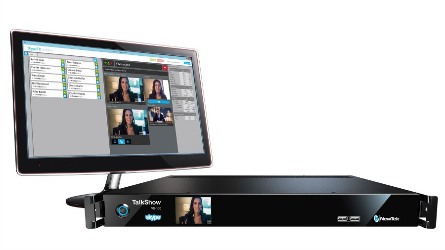 Skype Live Video Interview System