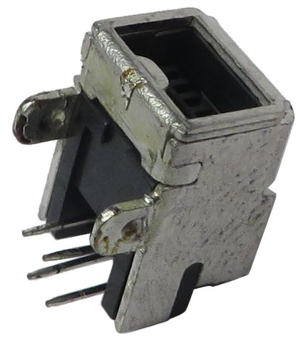 4-Pin Square Connector for DCRTRV38