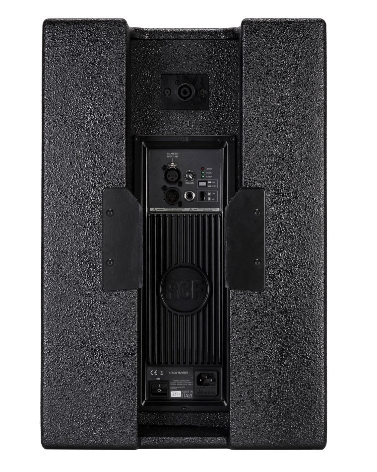 "800 Watt Peak Active Portable Line Array System with 10"" Subwoofer"