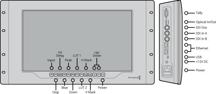 SmartView 4K Ultra HD Monitor