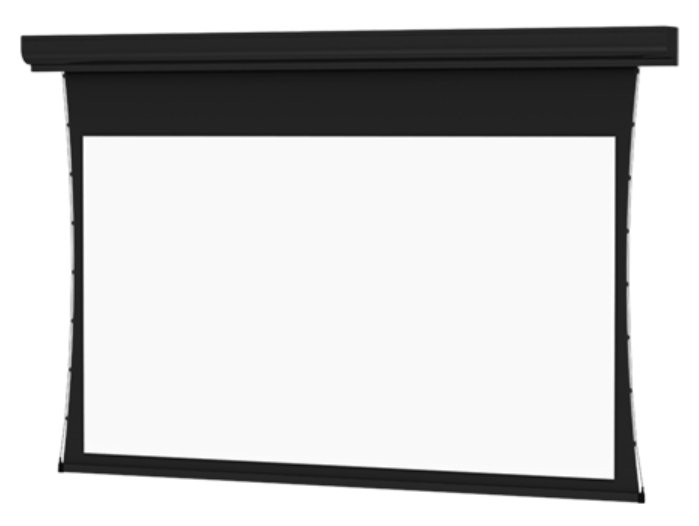 "Da-Lite 38797L 184"" HDTV Tensioned Contour Electrol with HD Progressive 0.6 Screen Surface 38797L"