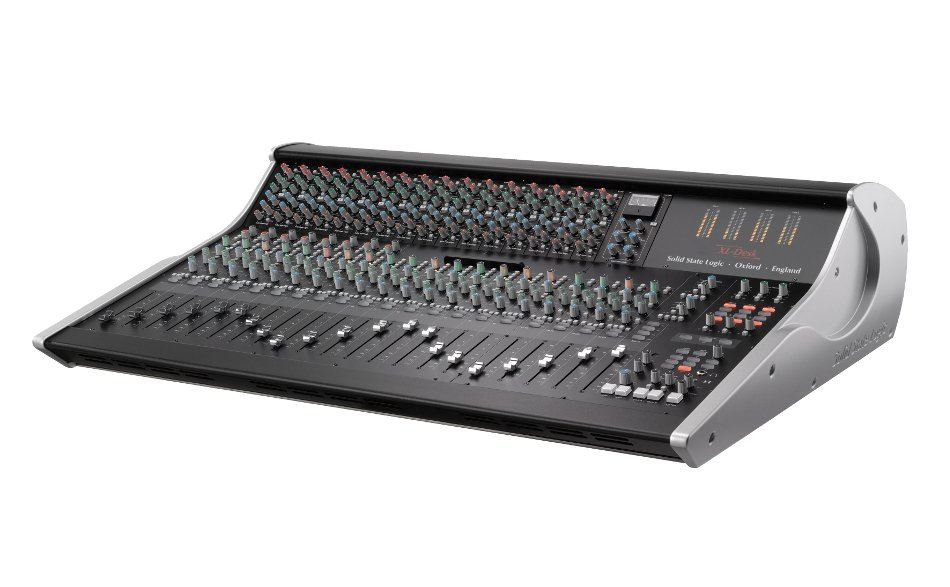 SuperAnalogue 20-Channel Mixer with Onboard 18-Slot 500 Series Rack