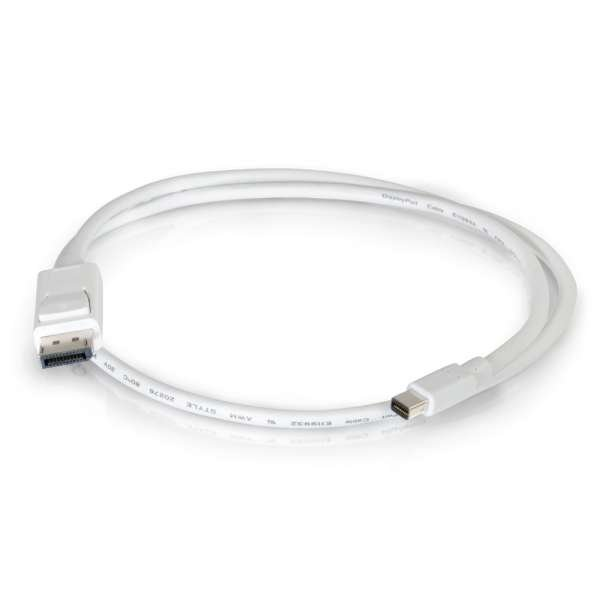 10 ft Mini DisplayPort Male to DisplayPort Cable