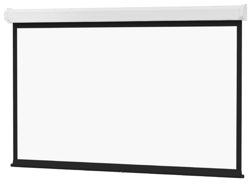 "Da-Lite 97222  72"" 4:3 Model C Spring Roller Type Screen with CSR 97222"
