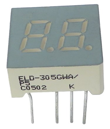 Digit Display for XM410