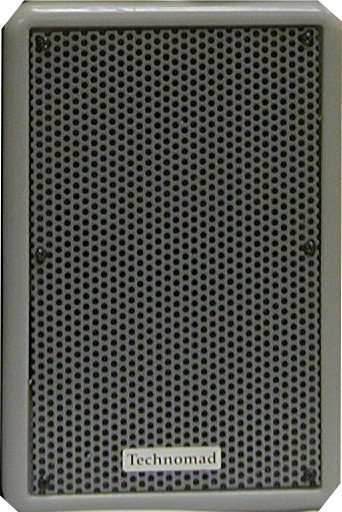 2-Way Speaker with Transformer in Grey, Tour Model