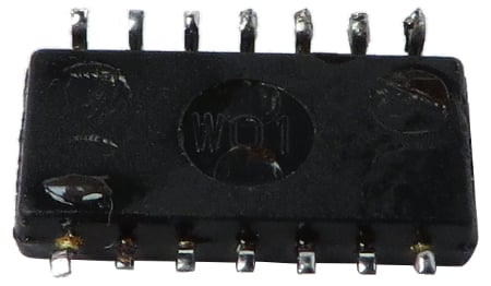 IC for KV13FS100