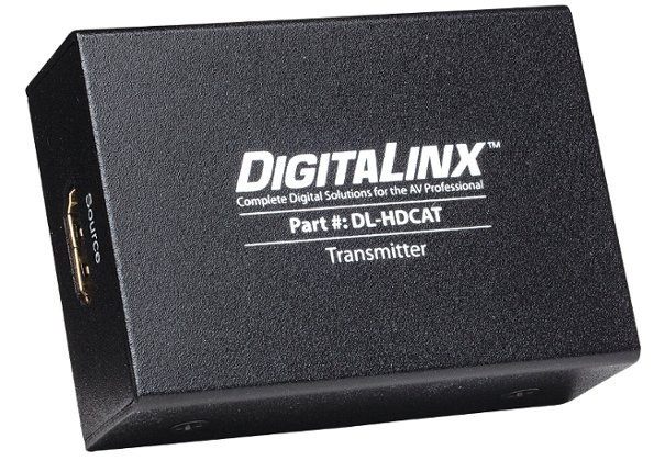 DigitaLinx Twin Category Cable HDMI 1.4 Transmitter