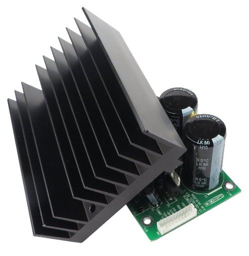 Power & Amp PCB Assembly for LowDown Studio 110