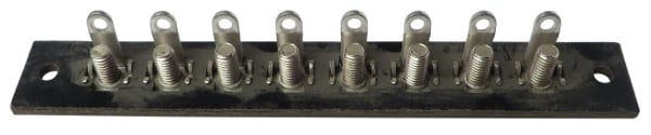 8 Position Terminal Strip for C100 Amp