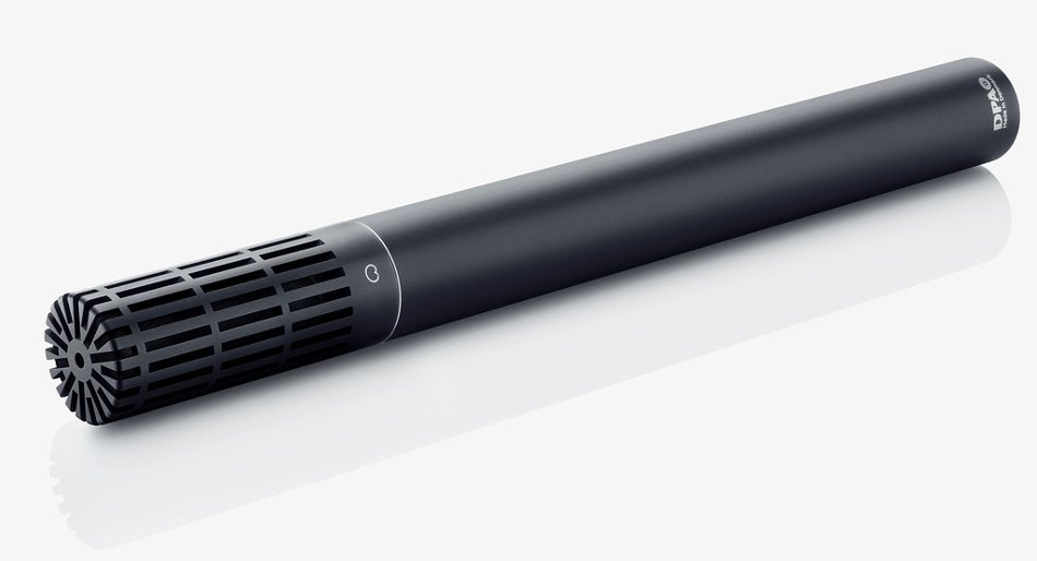 Twin Diaphragm Cardioid Condenser Microphone