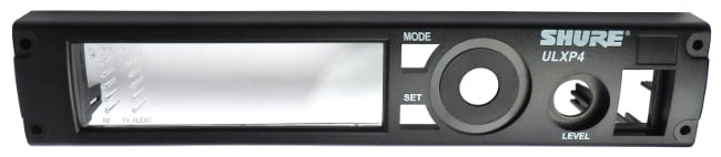 Faceplate for ULXP4
