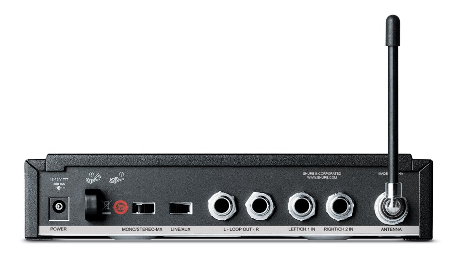 PSM 300 Series Wireless In-Ear Monitor System with SE215-CL Earphones