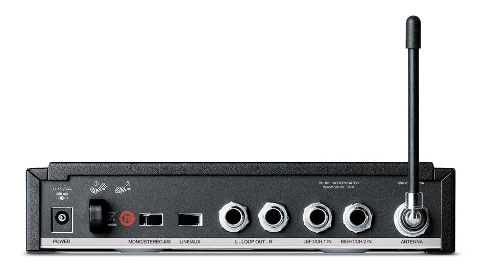 PSM 300 Series Half-Rack Single Channel Wireless Transmitter
