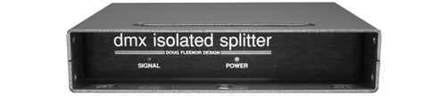 1 to 5 DMX Isolation Amplifier and Splitter
