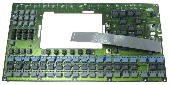 Yamaha V989500R  PN1 PCB for 01V96 V989500R
