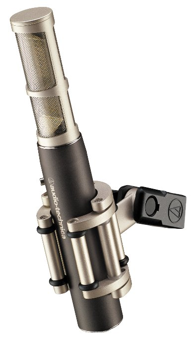 Stereo Pair of AT5045 Cardioid Condenser Instrument Microphones