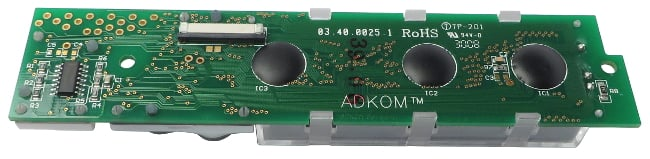 LCD Display for SR 300 IEM G2