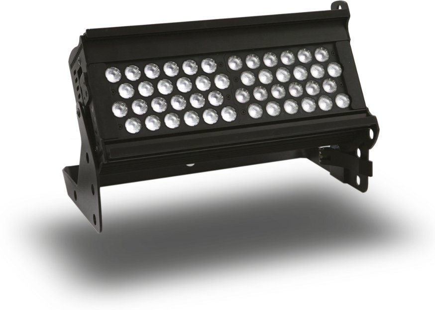 Extreme Output Daylight White LED Fixture in Black