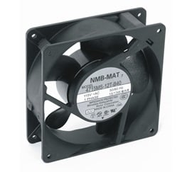 "119mm 230V 95 CFM 4.5"" Fan with Cord & Hardware"