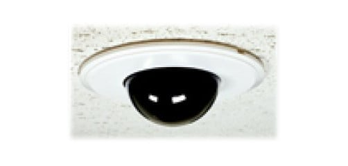 Dome Flush Mount for Select Cameras