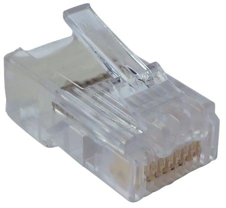 RJ45 Terminator Plug Assembly