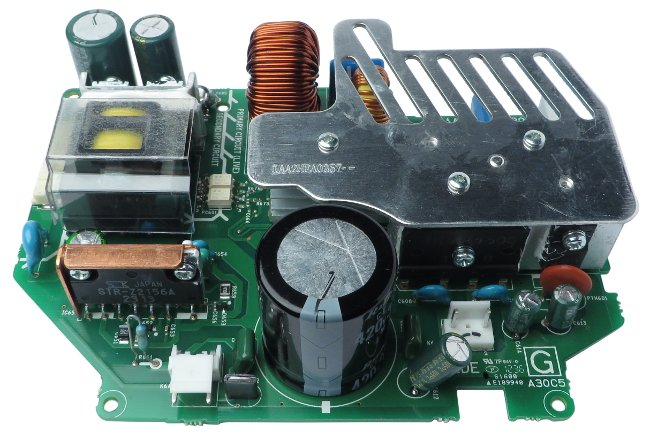 Sanyo 6550019837 Power Supply PCB For PLC-XU115 | Full Compass Systems
