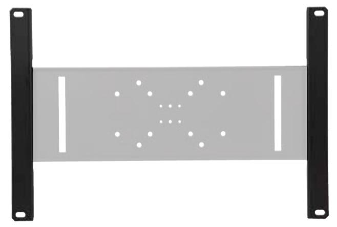 PLP Dedicated Adapter Plate for Peerless-AV Display Mounts