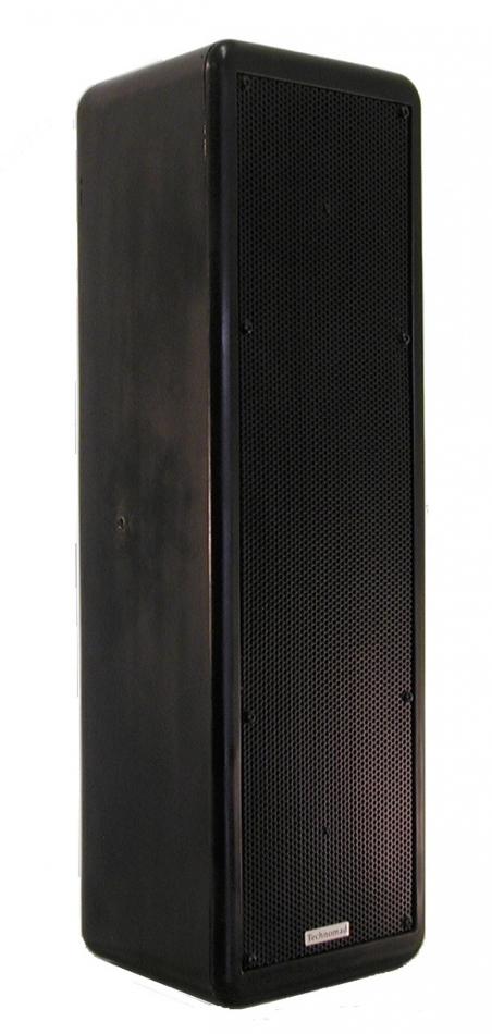 250W 2-Way Full-Range Speaker in Forest Green
