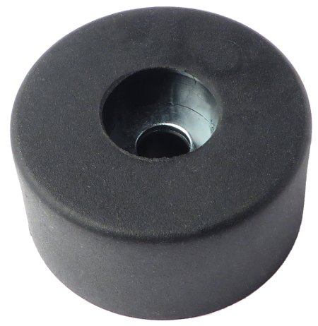 Rubber Foot for M Series, LA Series, and FR Series