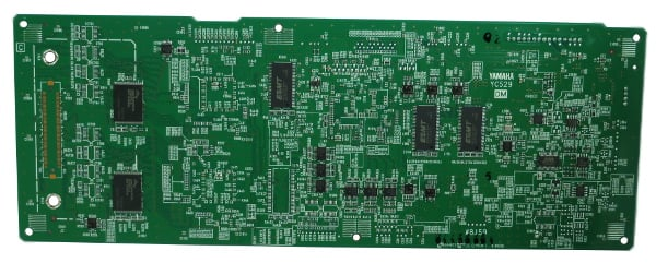 Yamaha WU870600 DM PCB Assembly For MOX8   Full Compass Systems