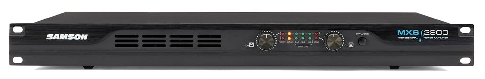 2 Channel 850 Watt at 4 Ohms Power Amplifier