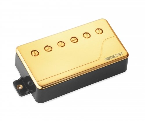 Fishman PRF-CHB-NG1 Fluence Classic Humbucker Neck Pickup in Gold PRF-CHB-NG1