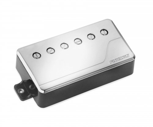Fluence Classic Humbucker Neck Pickup in Nickel