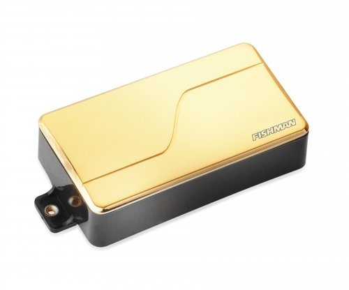 Fluence Modern Humbucker Ceramic Electric Guitar Pickup in Gold