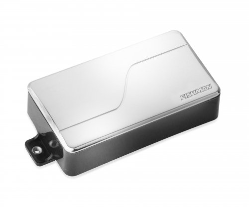 Fishman PRF-MHB-CN1 Fluence Modern Humbucker Ceramic Electric Guitar Pickup in Nickel PRF-MHB-CN1