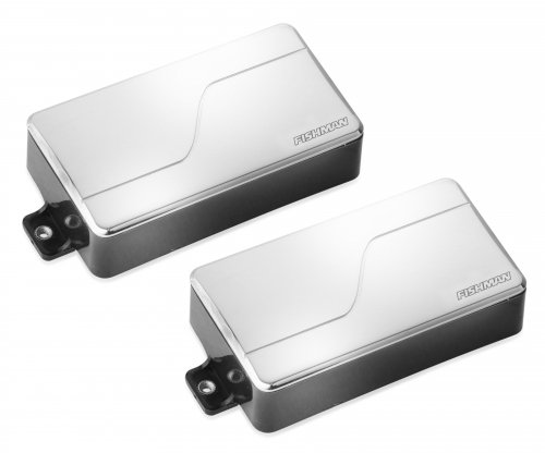 Fluence Modern Humbucker Pickup Set in Nickel