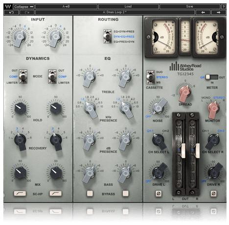 Abbey Road Series EMI Console Modeling Plugin