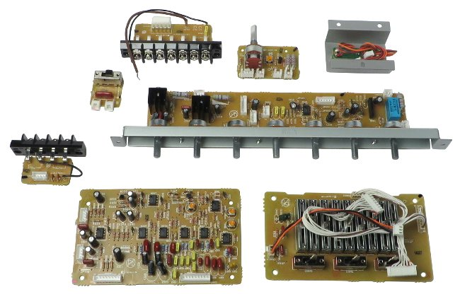 Composite PCB's for W906A