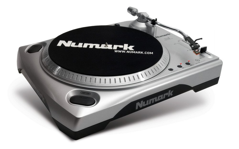 Belt Driven Turntable with USB Interface