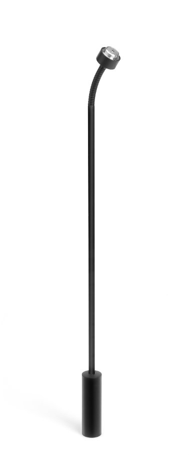 30cm Modular Podium Boom Arm with Gooseneck Top and Microphone Preamplifier for d:dictate Series