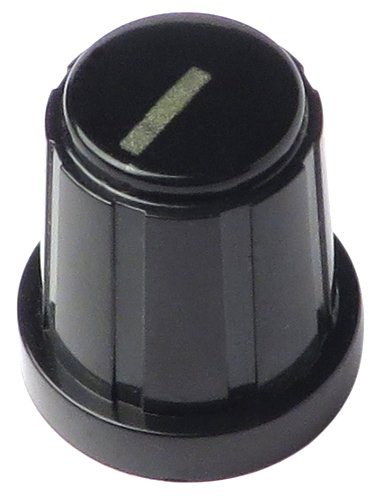 Black Rotary Knob for GS250