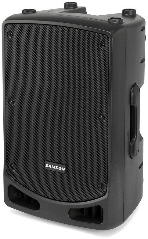 "500W 12"" 2-Way Portable Active PA Speaker"
