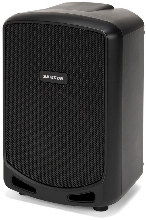 "Samson Expedition Escape Rechargeable 6"" Portable 2-Way PA Speaker with Bluetooth SAXPESC"