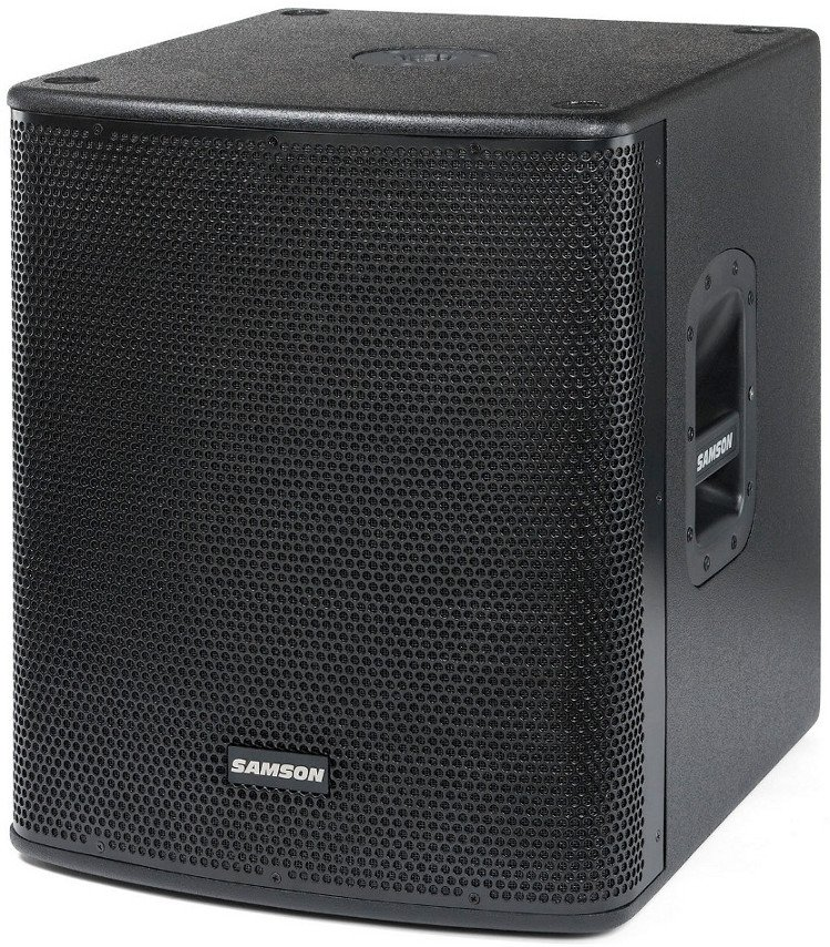 "1000W 15"" Active Subwoofer"