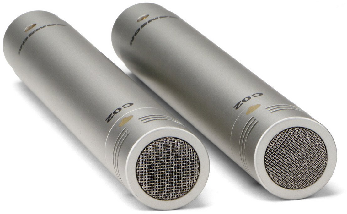 1 Pair of Supercardioid Pencil Condenser Microphones