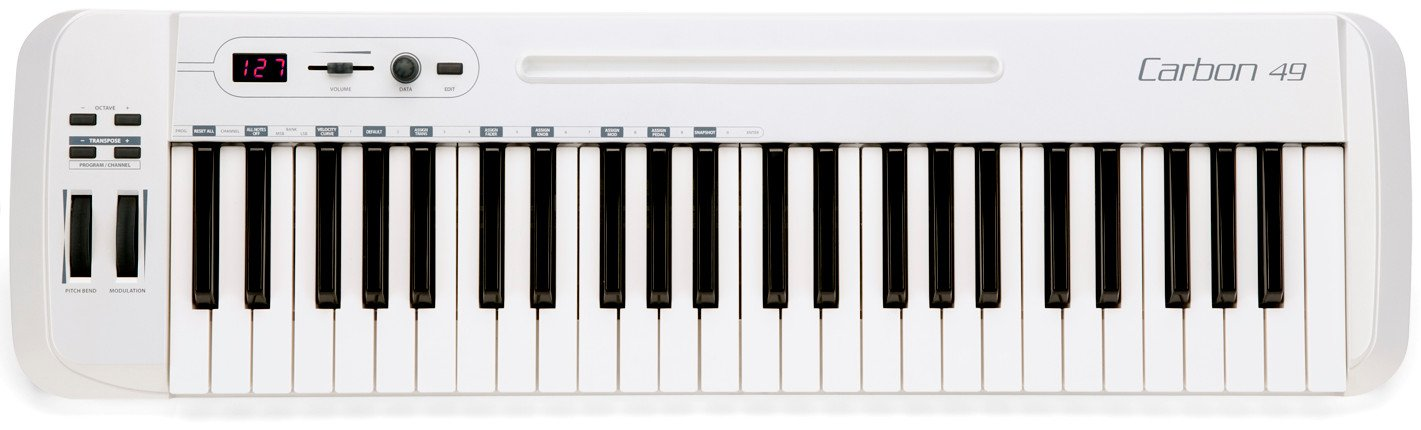 49 Note Keyboard Controller with Komplete Elements