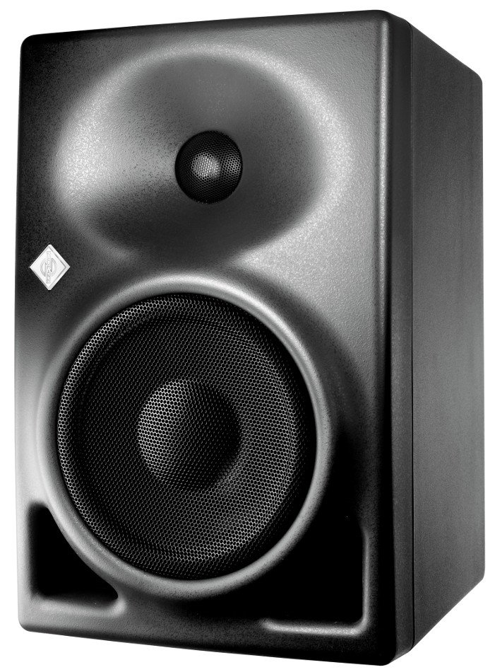 "5.25"" Active Studio Monitor with Digital Input and Delay"
