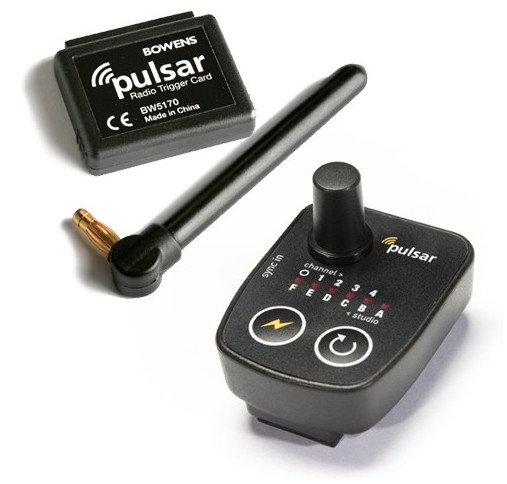 Pulsar Tx Radio Trigger and and Receiver Card Kit